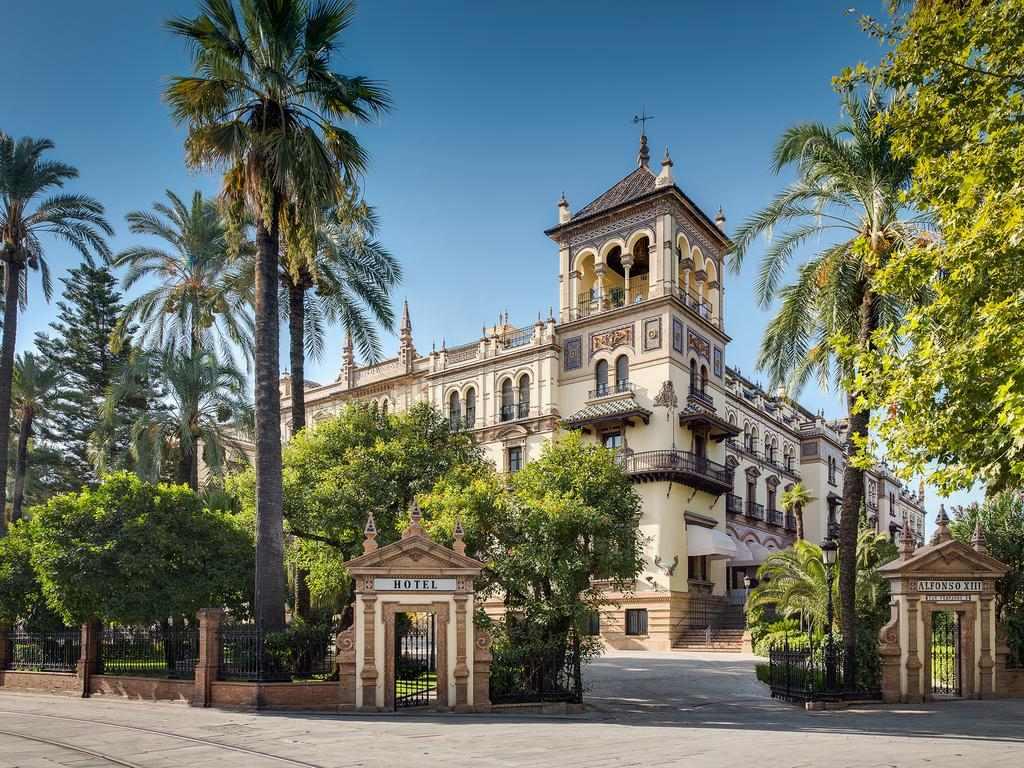luxury hotels seville