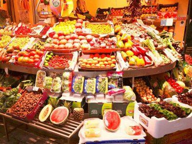 fresh food markets seville